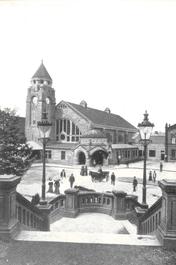 Der Gießener Hauptbahnhof