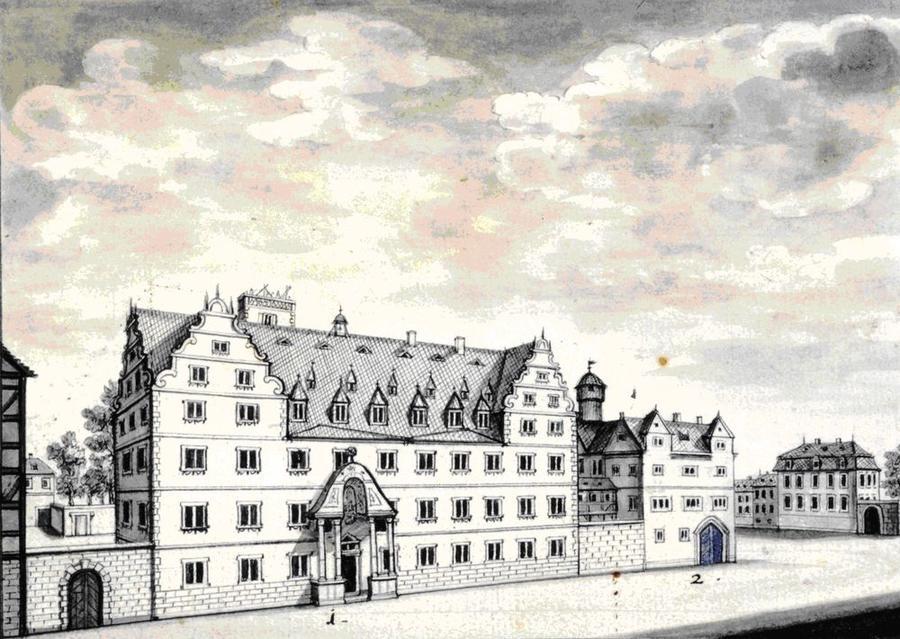 Gießen als Ausbildungszentrum