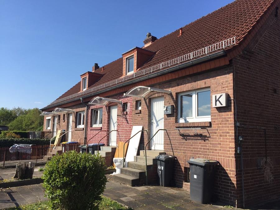 Rotklinkerhaus in der Gießener Weststadt