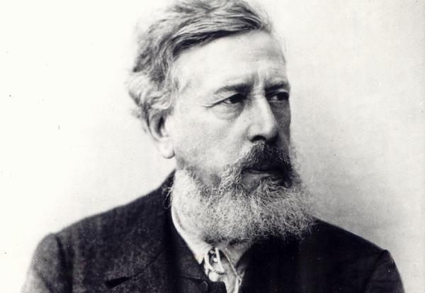 Wilhelm Liebknecht,  Porträt