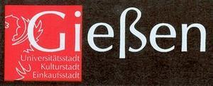 Gießen-Aufkleber