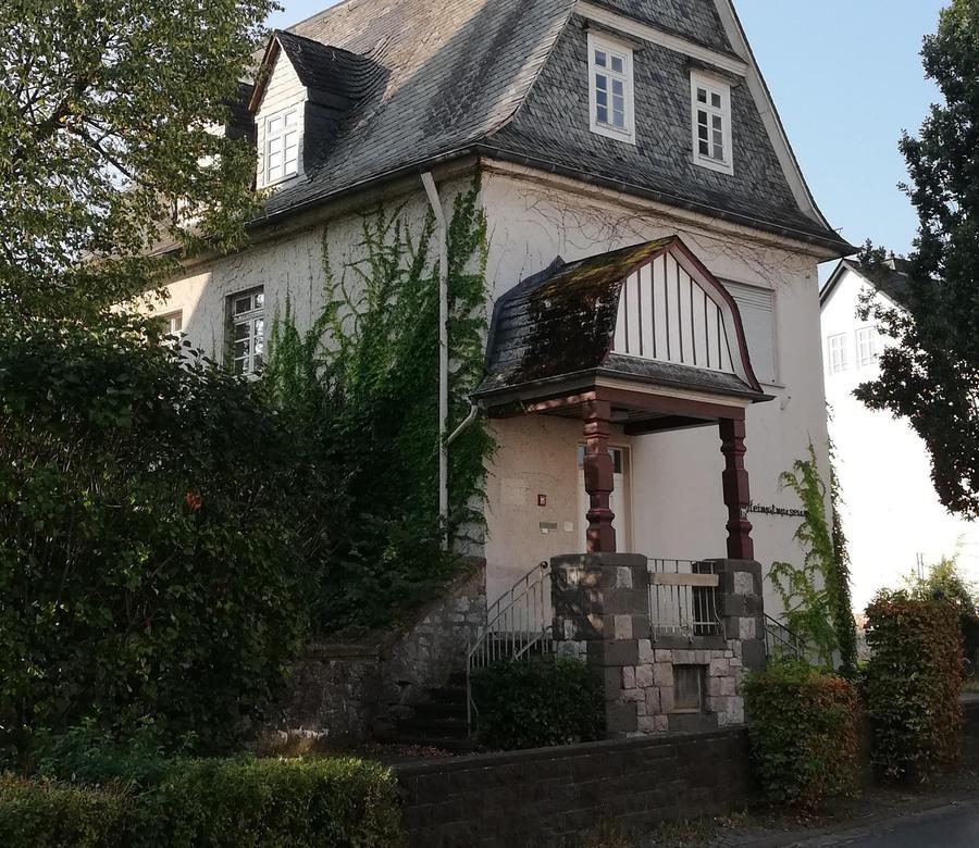 Verwaltungsstelle und Heimatmuseum in Lützellinden