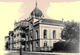 Orthodoxe Synagoge 1900