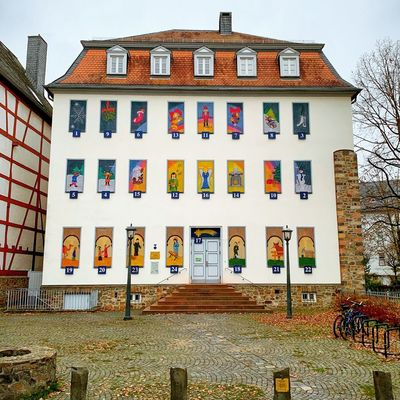 Wallenfelssches Haus Adventskalender Instagram