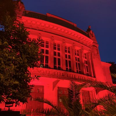 Night of Light 2020 Gießen Stadttheater Instagram