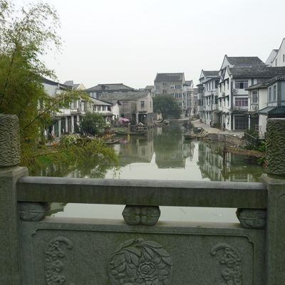 Wenzhou in China 5