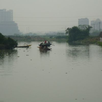 Wenzhou in China 6