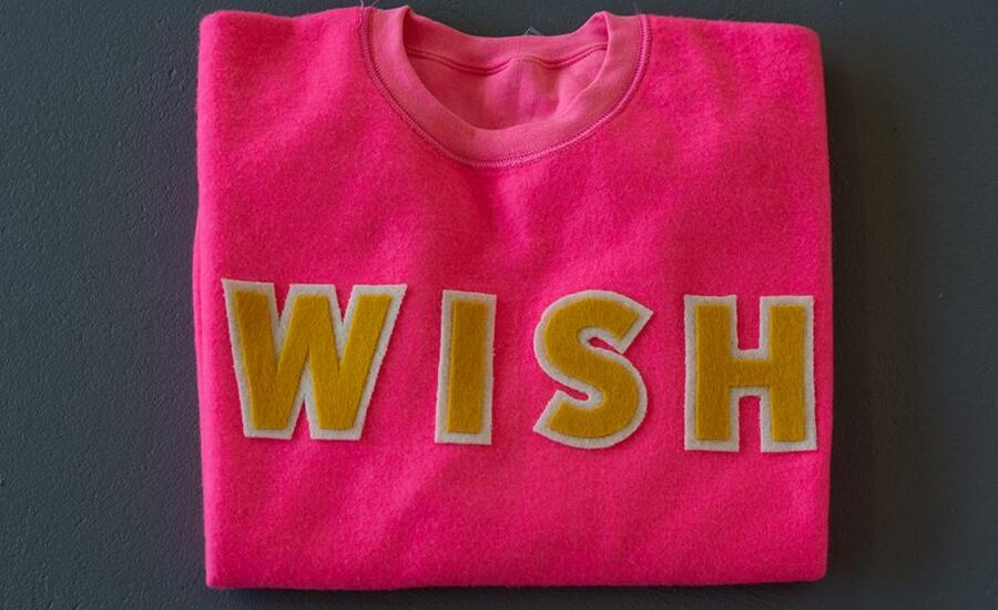 Sweater - CargoCult, squatter wish neon, 2020