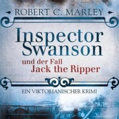 Cover_INSPECTOR SWANSON UND DER FALL JACK THE RIPPER