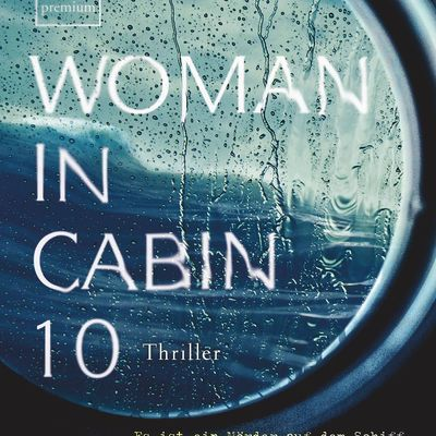 Cover_Woman in Cabin 10