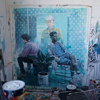Fintan Magee - No Title - 2019 Capture the Street Exhibition