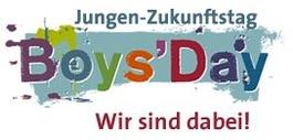 Boys-Day - Logo Wir sind dabei