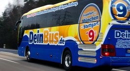 Reisebus von DeinBus.de