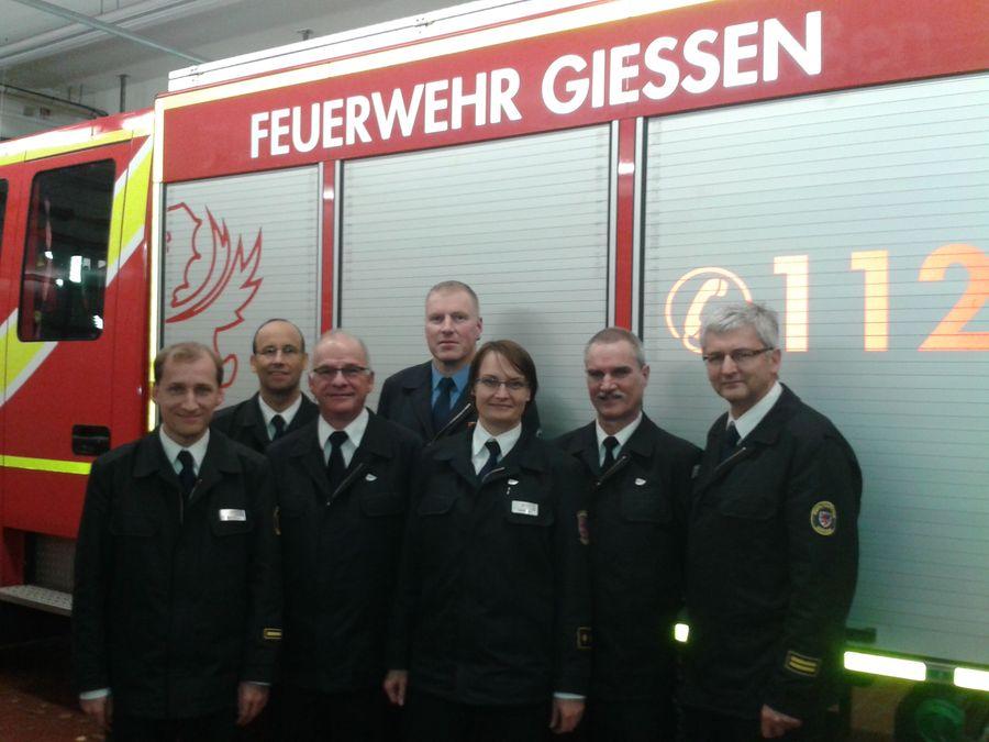 Feuerwehr 2013
