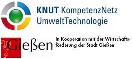 Logo KNUT und Stadt Gießen - Kooperation