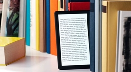 ebook in Bücherregal