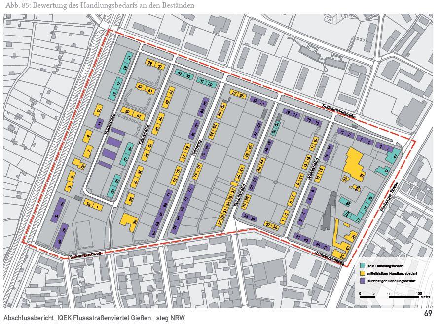 Handlungsbedarf m Flußstraßenviertel