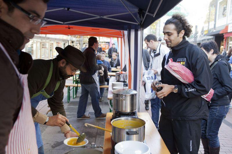 Liebigs Suppenfest - hier im Jahr 2011