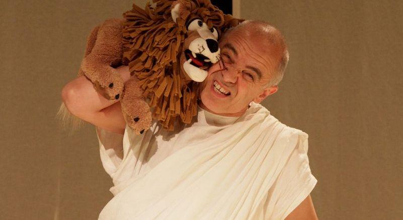 König Ödipus im Stadttheater Gießen