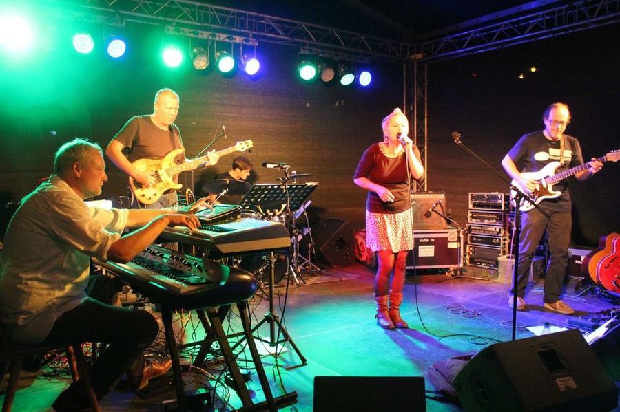 Burkhard Mayer Bluesband