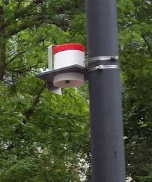 NO2 Sammler Innenstadt