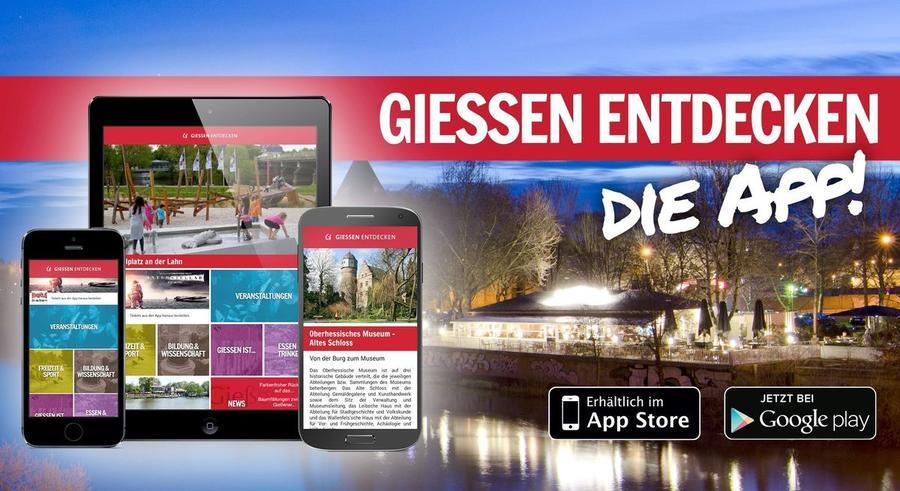 Gießen App