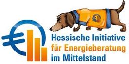 Logo Hess. Initiative für Energieberatung im Mittelstand