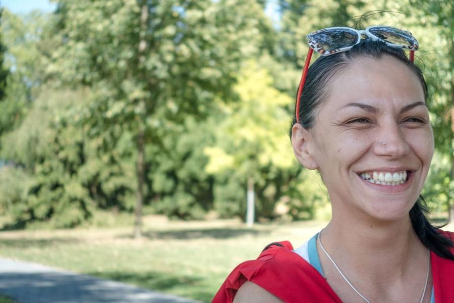 Lebeneinander_Flüchtlingsgeschichten_Zorica
