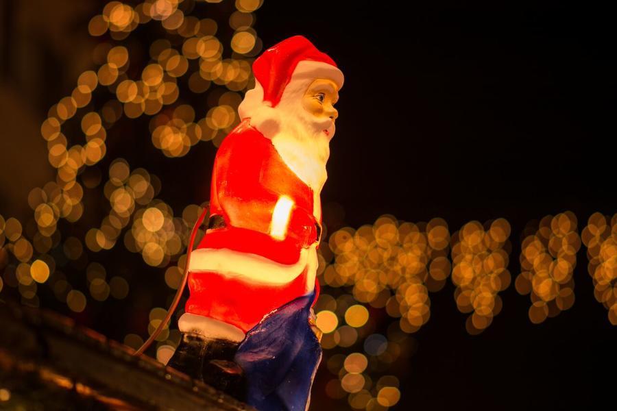 Impressionen vom Gießener Weihnachtsmarkt