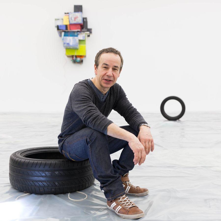 Knut Eckstein - Künstlerporträt
