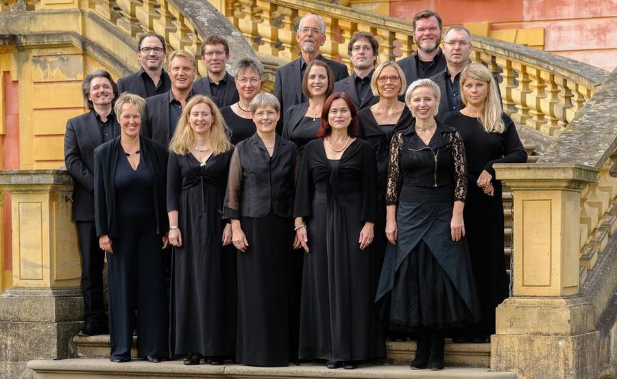Schloss-Ensemble Ludwigsburg