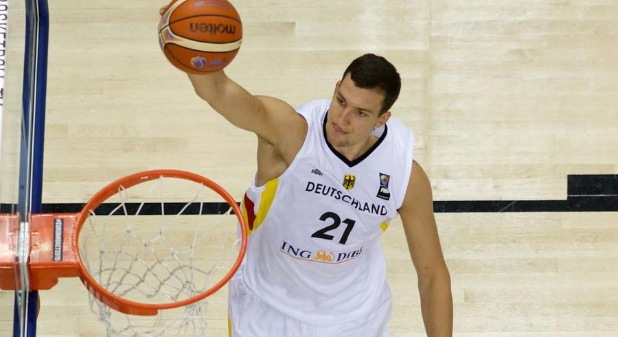 Basketballnationalmannschaft - Spielszene
