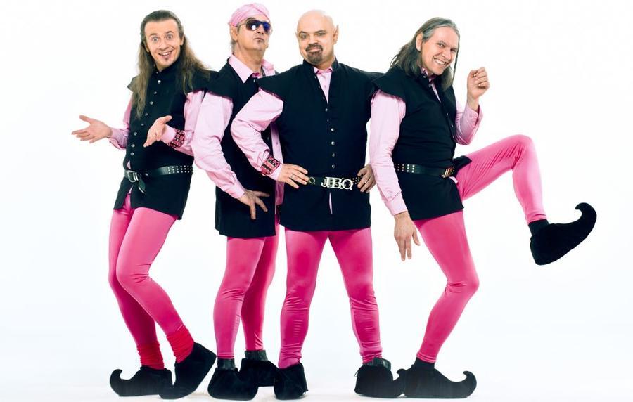 J B O - Fun-Metal in Pink