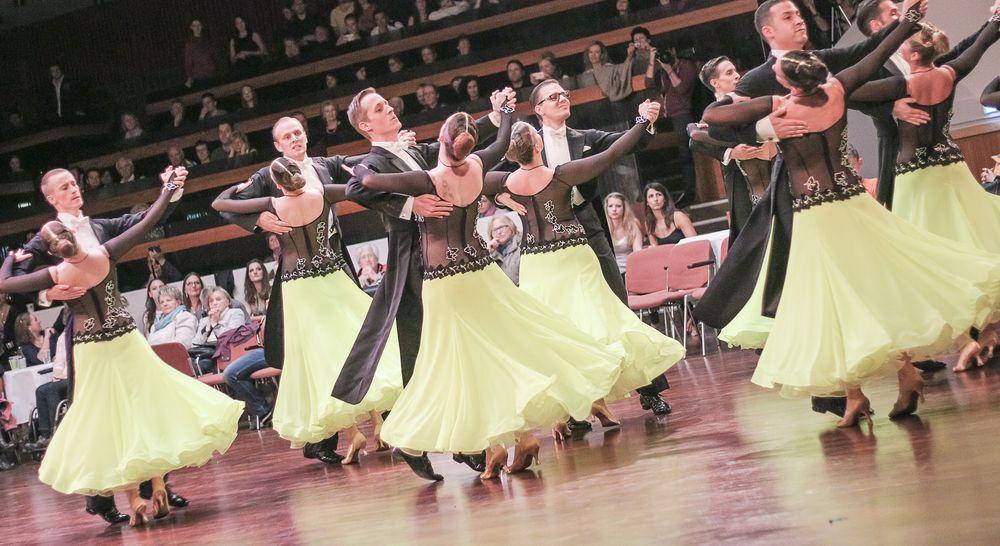 Gießen tanzt