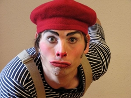 Clown Ishmael