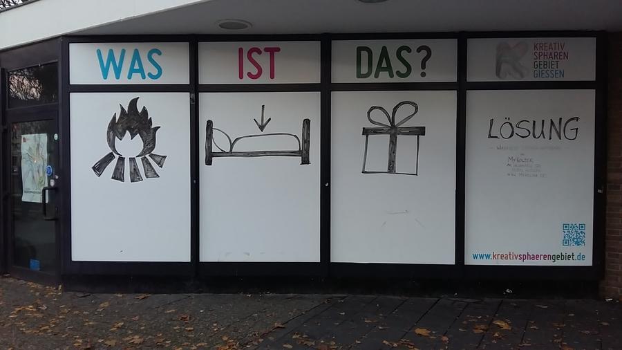 Schaufenster Kreativwirtschaft am Berliner Platz
