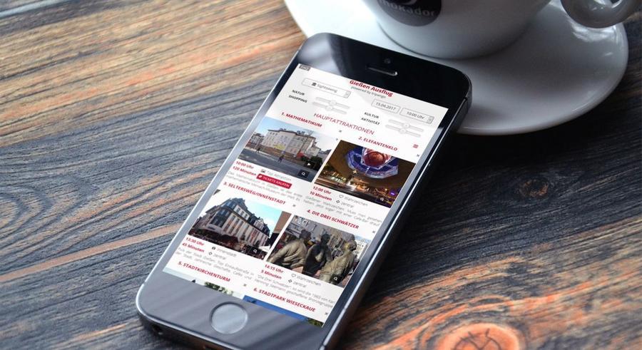 Externer Link: Ausflugsplaner für Städtereisen