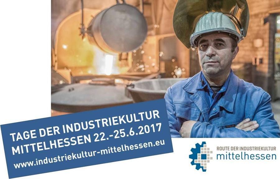 Tage der Industriekultur Mittelhessen