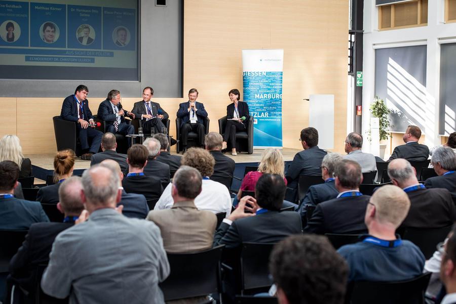 Bundestags-Direktkandidaten im Gespräch mit dem Netzwerk