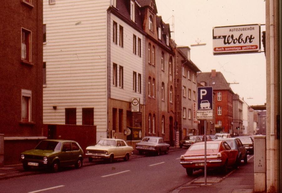 Steinstraße 1981