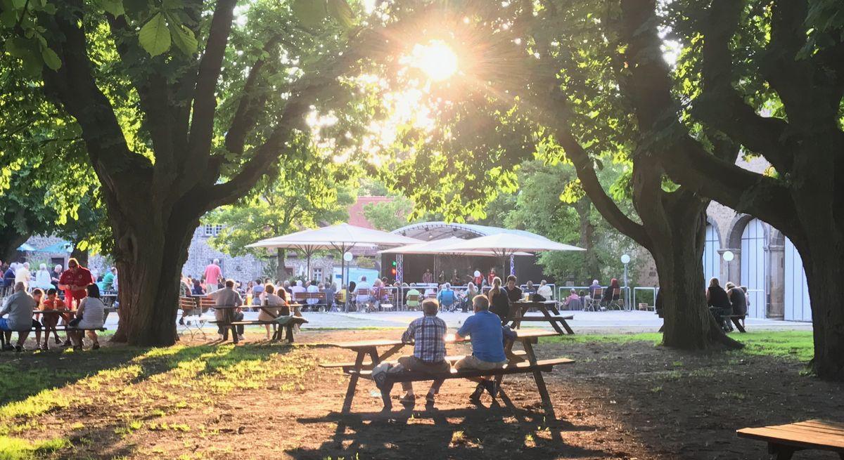 Musikalischer Sommer auf dem Schiffenberg 2017