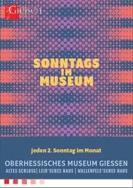 Sonntags im Museum