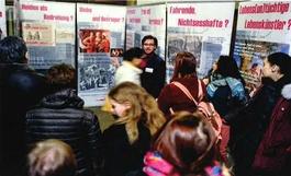 Ausstellung Der Weg der Sinti und Roma
