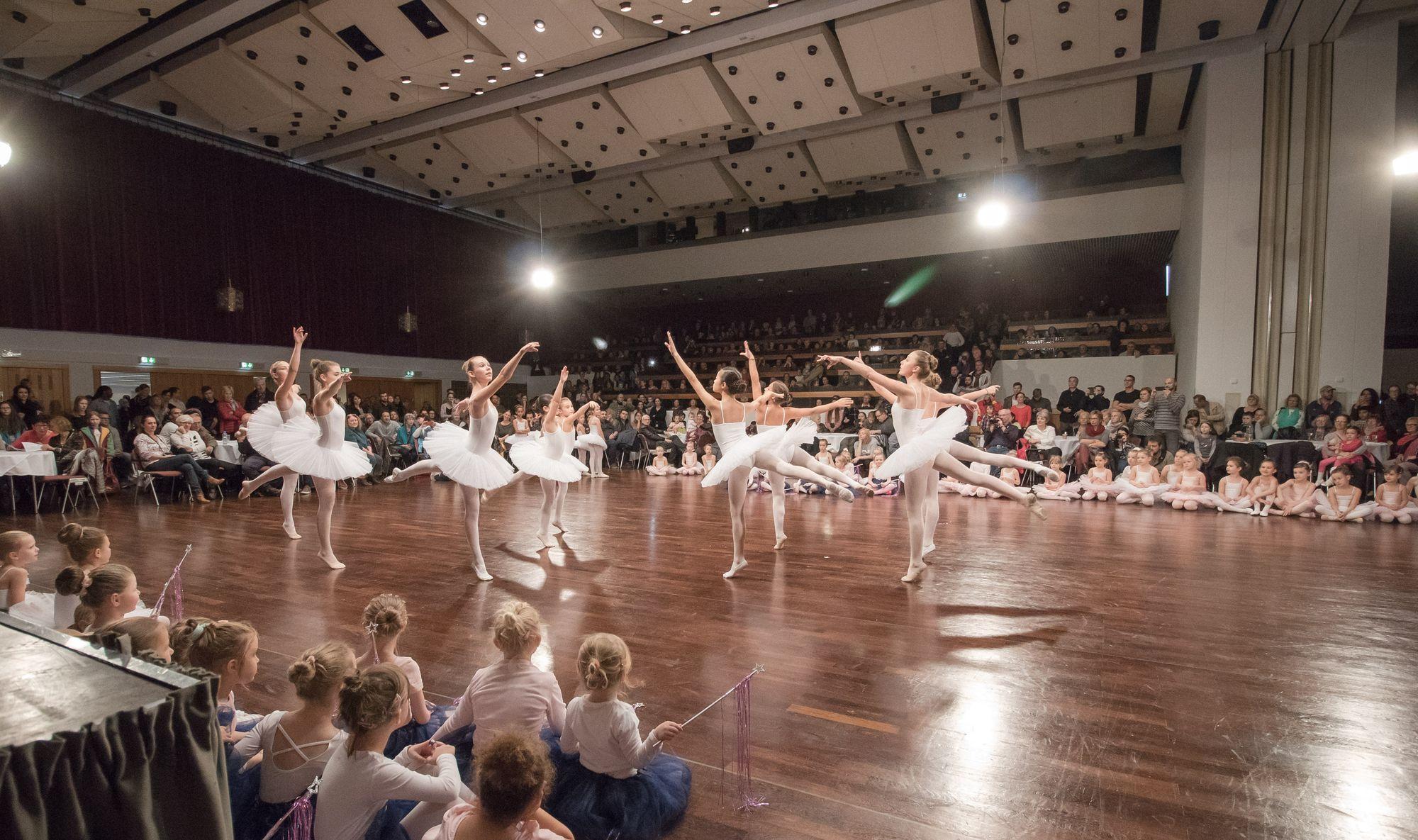 Aufführung bei Gießen tanzt 3