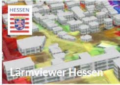 Lärmviewer Hessen