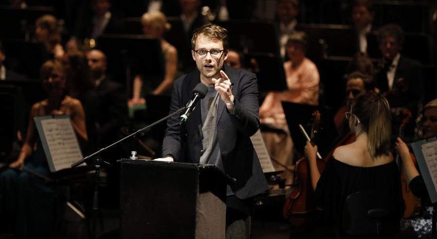 Lars Ruppel im Stadttheater