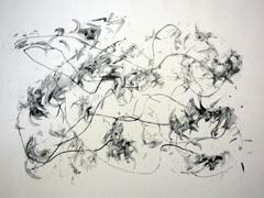 Zeichnung von Emil Schreiber - 1990