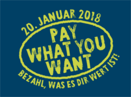 Pay what you want - Logo