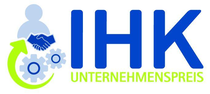 Logo IHK-Unternehmenspreis 2018