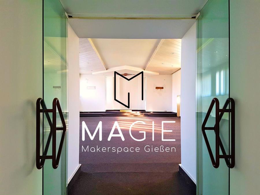 Magie eingang Logo
